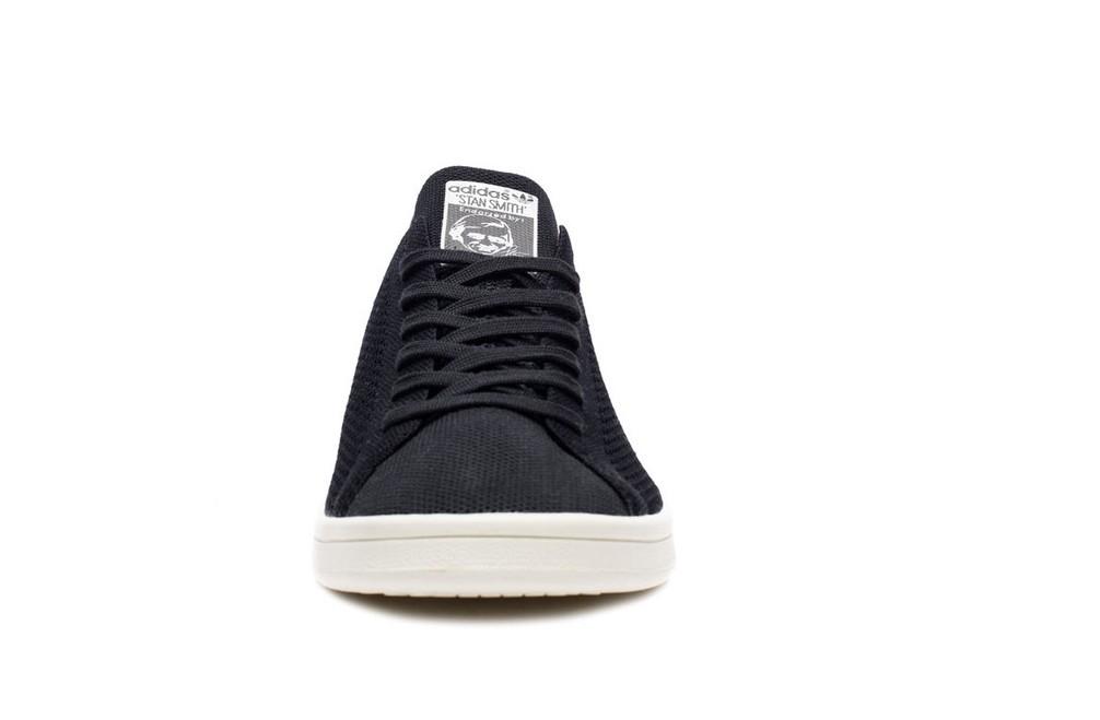 buy popular e1706 67b93 En 2016 Azulejos adidas Originals Stan Smith PrimeknitsNegro blanco Hombre  Mujer sneaker,adidas ropa padel,adidas negras rayas blancas,clásicos