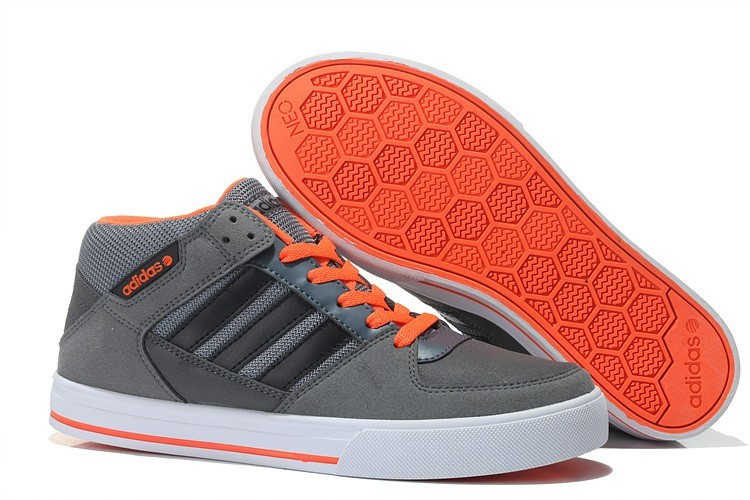 the best attitude 2a242 c2336 Promociones de 2016 Adidas NEO SKNEO Grinder Leisure Hombres- Carbon Gris  Negro Orange,zapatillas adidas superstar,adidas sale,creativo en españa