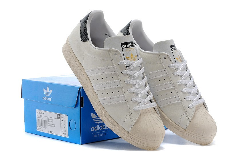 f2cbda0372e ... 2016 Por último Adidas Superstar Foundation ZapatossHombre Mujer  Sneaker Authentic blanco blanco