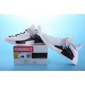 Más 2016 adidas NMD HUMAN RACE blanco NegrosUnisex Size 36-45,adidas running baratas,adidas blancas y rosas,tesoro
