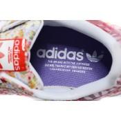 2016 Diseño Adidas Originals Stan Smith Mujer Sneakers Florsblanco Size 36-39 US4-6.5,chaquetas adidas superstar,zapatos adidas blancos,comprar barata