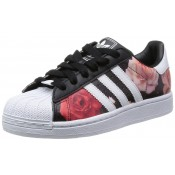 2016 Rural Adidas Originals Superstar 80s Supercolor Zapatos casualeses blanco Metallics,zapatillas adidas rosas,adidas scarpe,directo de fábrica