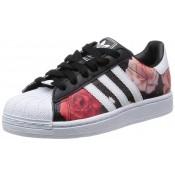 2016 Rural Adidas Originals Superstar 80s Supercolor Zapatos casualeses blanco Metallics,zapatillas adidas rosas,adidas scarpe,directo de fábrica