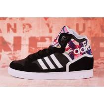 2016 Nacionalidad Adidas Originals Extaball Basketball Sneakers- Negro Malachite verde,adidas running shoes,ropa adidas originals outlet,guía de compras