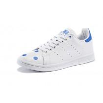 2016 Wild Adidas Originals Stan SmithsZapatos Running Hombre/Mujer blanco/azul,adidas 2017 running,zapatillas adidas gazelle 2,creativo en españa