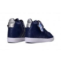 En 2016 los precios Adidas SUPERSTAR UP STRAPshigh tops hidden heel mujeres trainers azul,adidas 2017 zapatillas,adidas rosa pastel,baratos