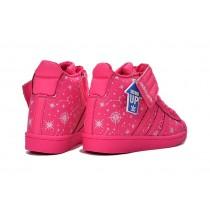 Versión 2016 Originals Adidas Superstar Up Strap Wedge ZapatossRosado Brillo,adidas baratas online,zapatillas adidas gazelle 2,leyenda