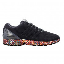 2016 Classic Adidas Originals ZX Flux W zapatos para corrersNegro/Rosado Trainers,adidas negras,relojes adidas baratos,venta en linea