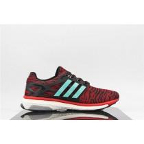 La introducción en 2016 Adidas energy boost Primeknit ESM rojo speckle Negroszapatos para correr,tenis adidas baratos df,adidas sale,tienda online