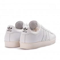 Promociones de 2016 adidas Originals Superstar 80's Dlx Ftwr blanco/Cream blancos,bambas adidas gazelle,ropa adidas running barata,apreciado