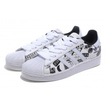 Más 2016 Adidas Original Superstar II 2 Zapatos casualeses blanco NegrosHombre Trainers US 7 8.5 9.5 10 UK 6-9,adidas superstar rosas,zapatillas adidas baratas,principal