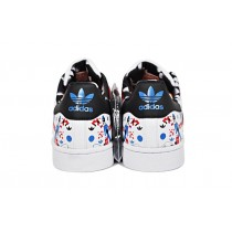 2016 cadera Adidas Original Extaball Up mujeres trainersscasuales blanco/azul,tenis adidas baratos df,adidas baratas superstar,compras