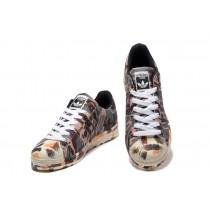 2016 Mejor Adidas Originals Superstar II Pride Pack UnisexsSplash-Ink JB-P Rainbow blanco/Negro,chaquetas adidas baratas,zapatos adidas nuevos,Granada tiendas