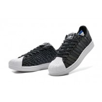 2016 Retro CLOT X Adidas CONSORTIUM Stan Smith Hombre/mujeres Sneakers Negro/OrosZapatos casualeses,zapatillas adidas baratas,chaqueta adidas retro,en boga