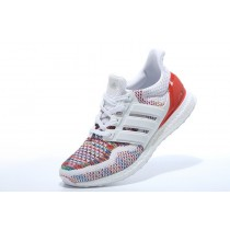 2016 Fit adidas Ultra Boost Uncaged rojo Negro Hombre zapatos para correr,ropa adidas barata chile,adidas el corte ingles,diseño original de los diseñadores