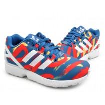 2016 Mejor Basket adidas Originals ZX Fluxsmujeres Zapatos casualeses Negro/blanco/Semi Solar Rosado,ropa adidas,adidas rosas nmd,salto