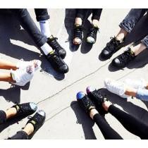 2016 bienestar Adidas Originals Superstar 2sCartoon Graffiti Sneakers Hombre Mujer zapatos para correr,bambas adidas baratas online,zapatos adidas baratos,moderno