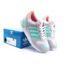 2016 Roma Adidas ZX FluxsOcean Wave Zapatos azul blanco Wave,ropa adidas originals outlet,bambas adidas baratas online,venta en linea