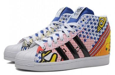 2016 intenso Adidas Superstar 80s DLX Deluxe Vintage Hombre Zapatos Vintage blanco/Cverde/Originals blancos,zapatos adidas,zapatos adidas para es,outlet online