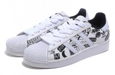 Más 2016 Adidas Original Superstar II 2 Zapatos casualeses blanco NegrosHombre Trainers US 7 8.5 9.5 10 UK 6-9,adidas superstar rosas,zapatillas adidas baratas,principal