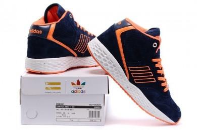2016 Diseñador Adidas NEO Hombre/mujeres Zapatos SE Daily Vulc Suede Armada/OrangesTrainers,adidas 2017,zapatillas adidas 80s,poseer