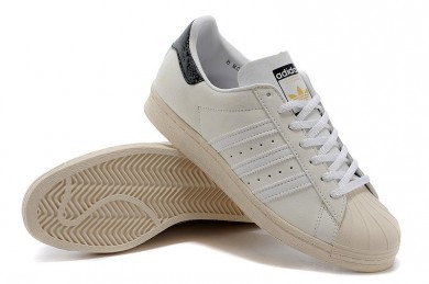 factory authentic 1c40c bdb6c 2016 Por último Adidas Superstar Foundation ZapatossHombre Mujer Sneaker  Authentic blanco blanco,tenis