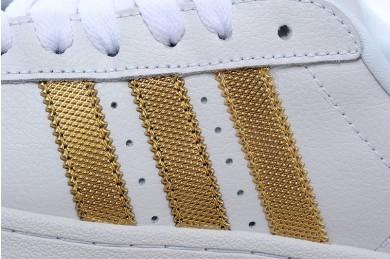La introducción en 2016 Adidas Originals Superstar II 2 Clover Couples Zapatos casualeses s'Bling Pack' blanco Oro,adidas zapatillas 2017,ropa adidas imitacion murcia,comprar online