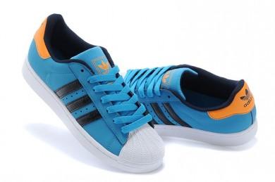 Comprar 2016 Adidas Originals Superstar 2 II azul Armada Classic Zapatos casualeses Unisex Sneakerss,adidas negras suela dorada,tenis adidas outlet bogota,Buen servicio