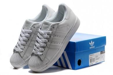 Más 2016 Originals Adidas Superstar 2 II 160337 Todas blanco Cuero Sneakers Unisex Zapatos,adidas 2017 deportivas,bambas adidas rosas,glamouroso