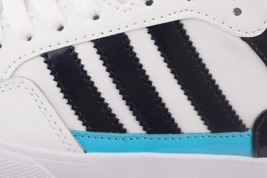 2016 Hermosa Adidas Superstar 2 II mujeres Originals Classic casuales SneakerssNegro/Rosado/blanco,adidas sudaderas,adidas baratas,directo de fábrica