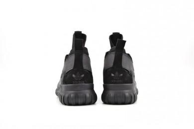 Promociones de 2016 Adidas Tubular X hombres Trainers Negro 3M Zapatos para corrers,adidas running,adidas ropa interior,lujoso