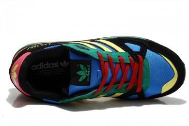 En 2016 Azulejos Adidas Originals Hombre ZX750 TrainerssNegro azul verde Amarillo,chaquetas adidas retro,zapatillas adidas gazelle 2,corriente principal