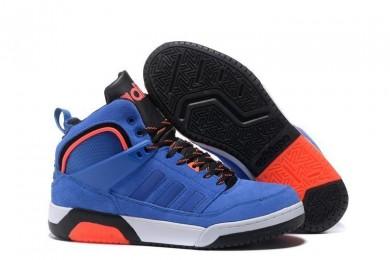 2016 Por último Adidas NEO SE Daily Vulc Suede Hombre/mujeres zapatos para correr azul/blancosSneakers,adidas 2017 running,ropa running adidas,en Segovia