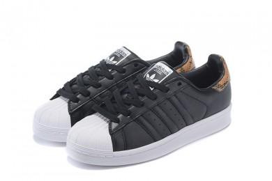 2016 Jeans Adidas Originalss3 stripes mujeres superstar up sneakers Zapatos Negro,adidas negras suela dorada,adidas negras enteras,alta calidad
