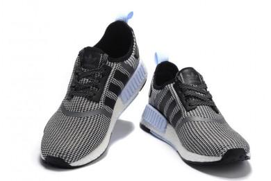 En 2016 los precios adidas Originals NMD_R1 Core Negro/blanco/Clear azulsOG Sock primeknit Hombre Zapatos,adidas negras,adidas baratas superstar,comprar por internet