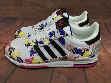 purchase cheap bf0b7 811b8 2016 Caro Adidas Originals Tubular Invader Hombres mujer Strap negro Vendimia  Blanco Zapatos para corrers