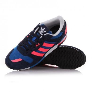 Comprar 2016 Adidas Originals ZX 700 HombresArmada/blanco/azulbird Retro Suede Running Zapatos casualeses,adidas blancas y negras,adidas schuhe,lujoso