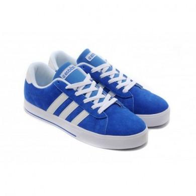 2016 Por último Adidas Originals Superstar II Fantasy, blanco/ azulsHombre Mujer Zapatos,ropa running adidas online,más bella